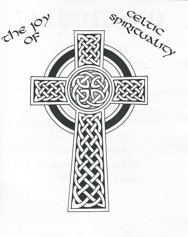 the joy of celtic spirituality