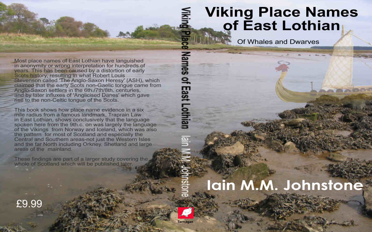 Viking Place Names of East Lothian