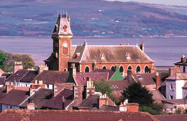 Wigtown Rooftops