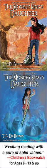 Monkey King's Daughter