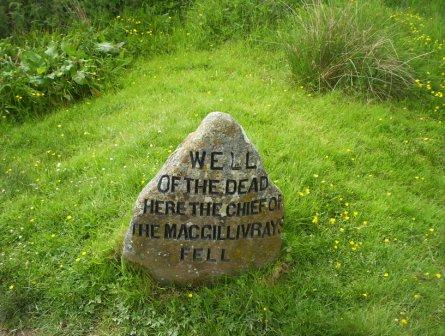 Features Culloden Visit