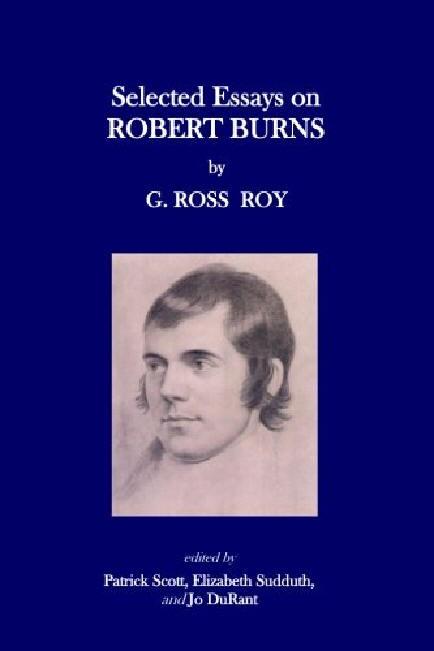 Robert Burns Critical Essays