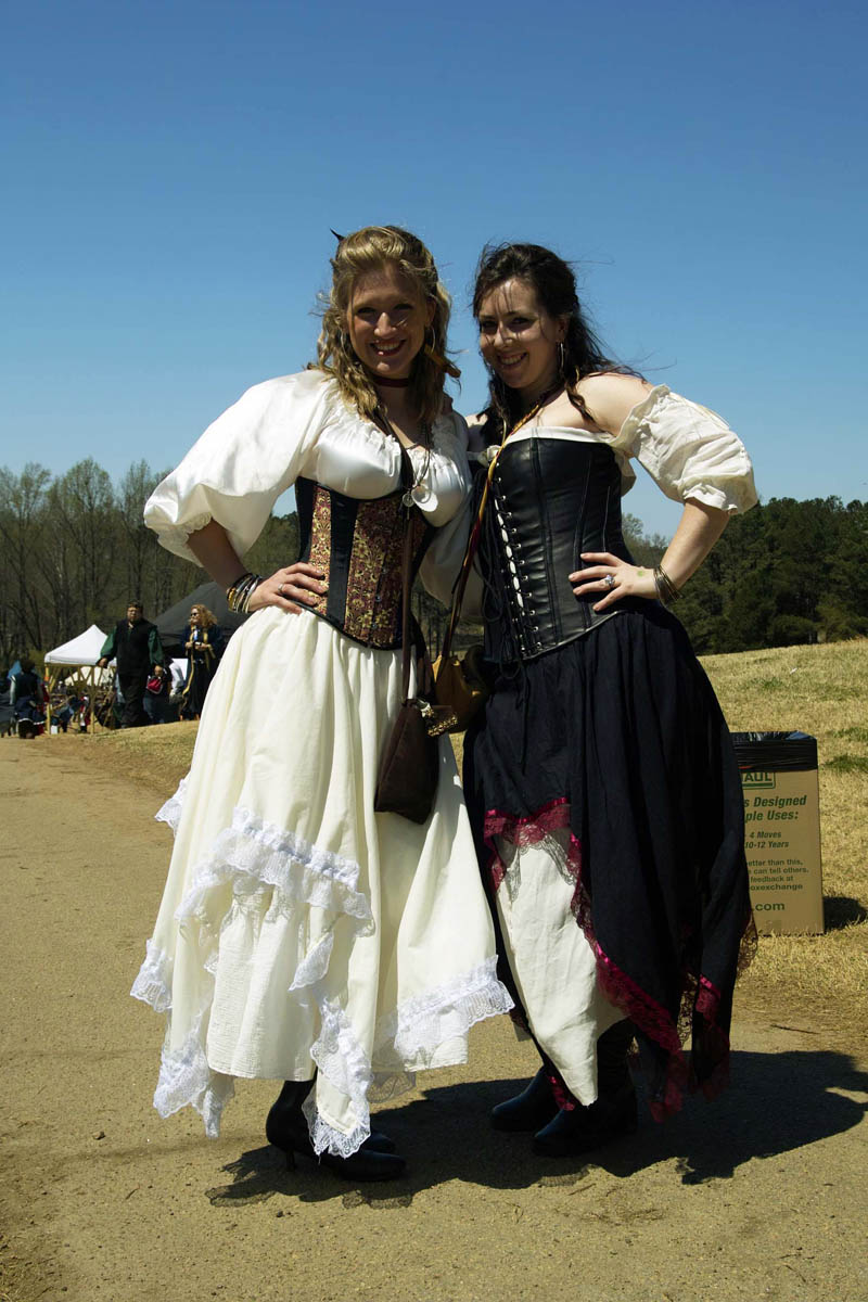 Renaissance Fairs: Renaissance Faire, North Carolina, 2009