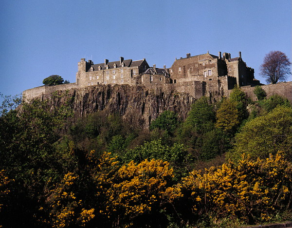 Historic places to go - Stirling Castle