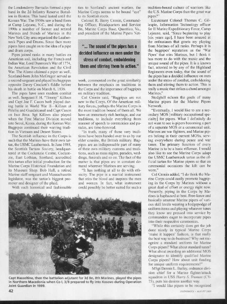 The Leatherneck Magazine