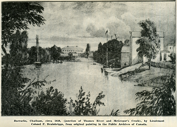 Chatham (ON) Canada  city photos gallery : IN the year 1794 the Government of Upper Canada established a shipyard
