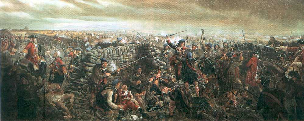the battle of culloden in which bonnie prince charles was defeated