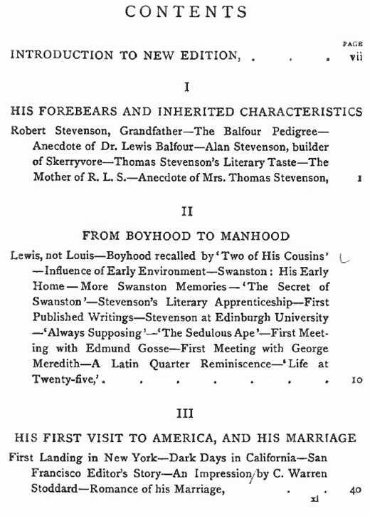 robert louis stevenson list of essays Essays in the art of writing, by robert louis stevenson  //ebooksadelaideeduau/s/stevenson/robert_louis/s848aw/part5html.