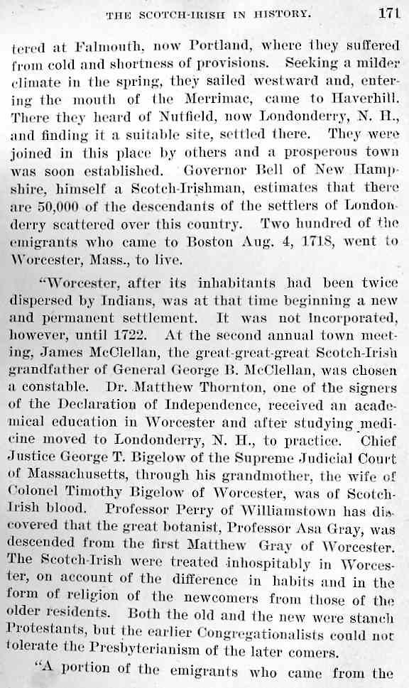Essays in Scotch-Irish history,