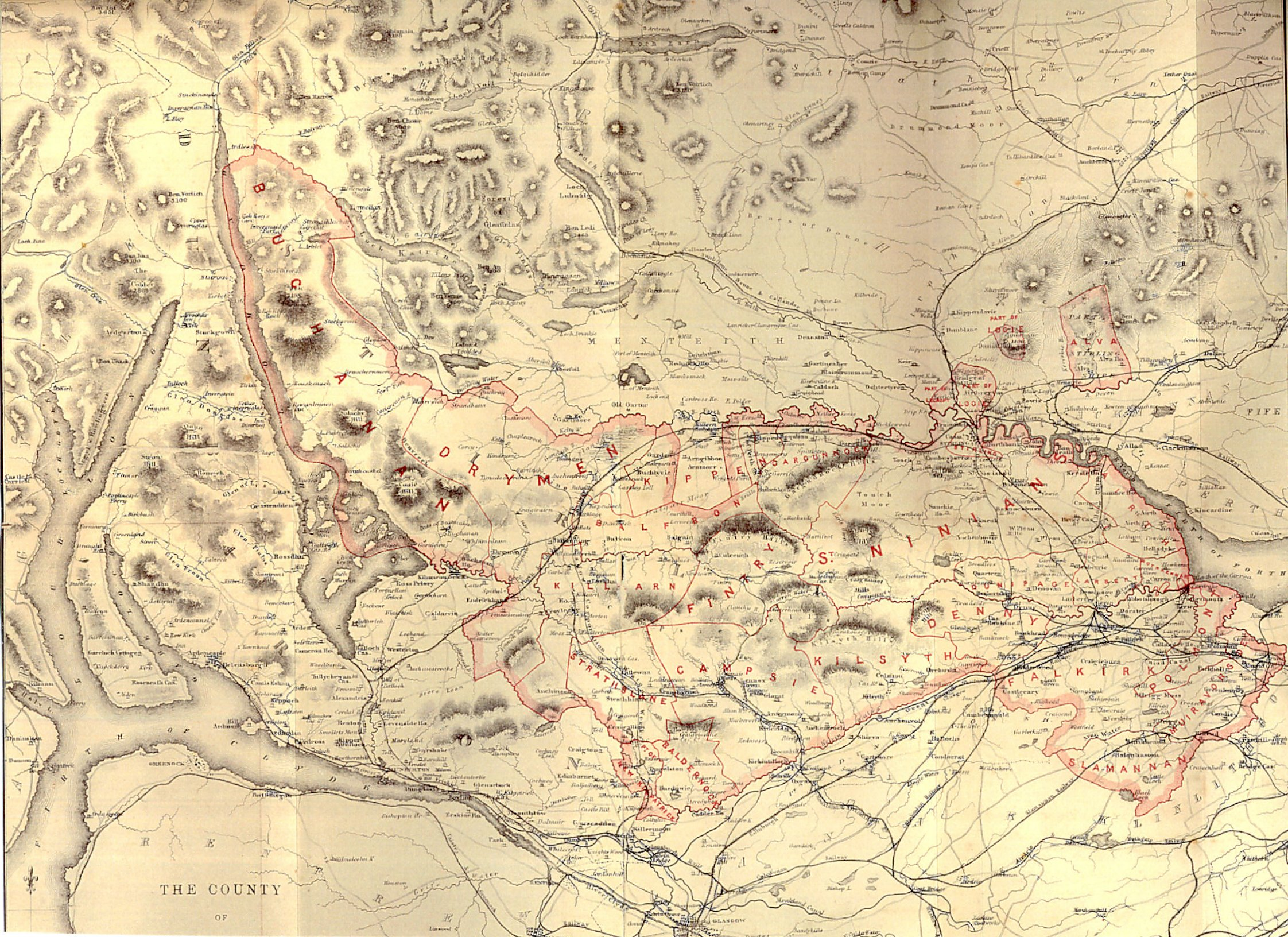 The History of Stirlingshire