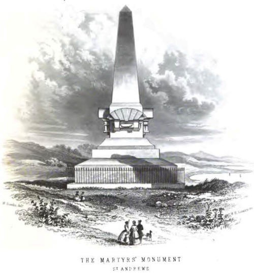 The Martyrs Monument