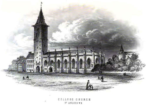 College Church, St Andrews
