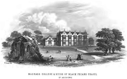 Madras College, St Andrews