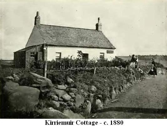 Kirriemuir Cottage