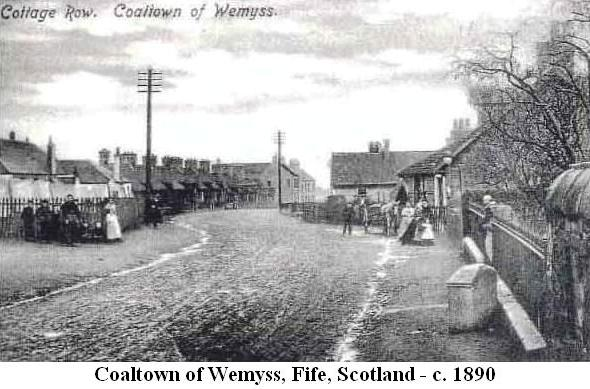 Coaltown of Wemyss