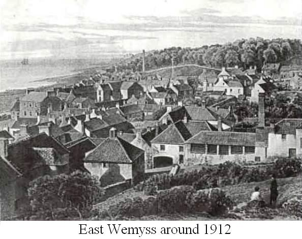 East Wemys Houses