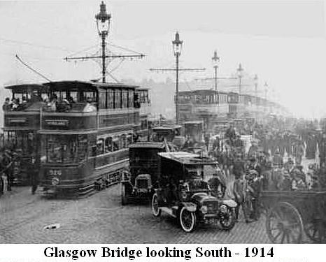 Glasgow Bridge Trams