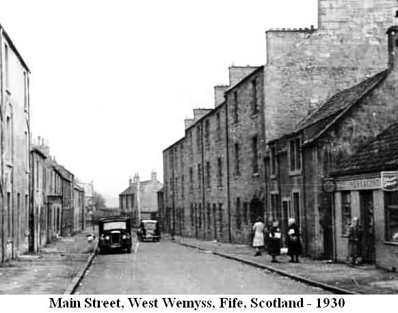 West Wemyss Main Street