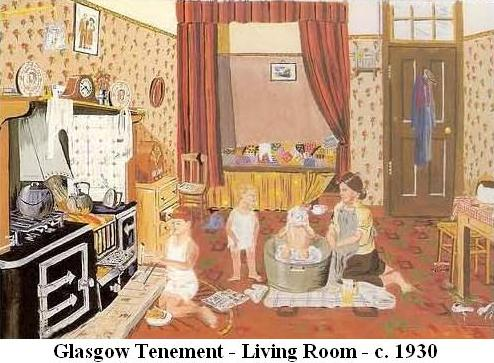 Glasgow Living Room