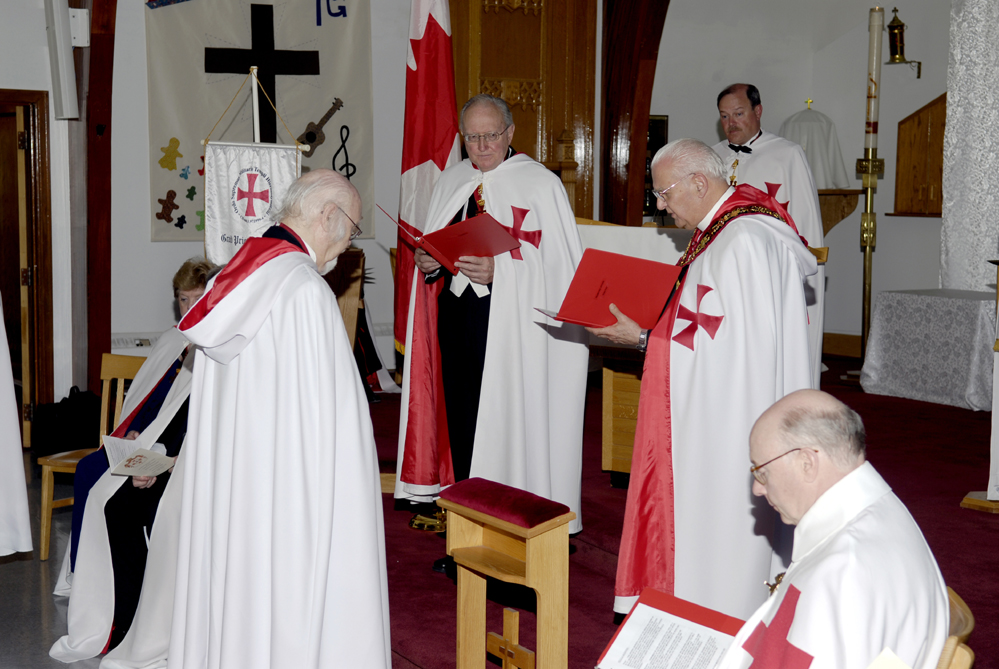 Commandery of Simon Peter in Ottawa