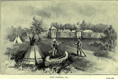 Fort Victoria, B.C.