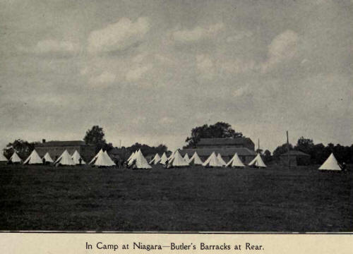 Butler's Camp