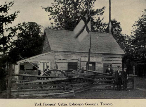 York Pioneers' Cabin