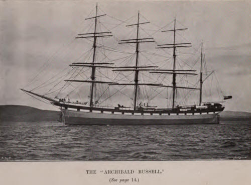 "The ""Archibald Russell"""