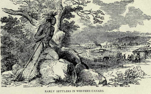 Early Settlers in Western Canada