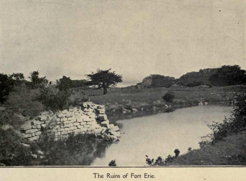 Ruins of Fort Erie