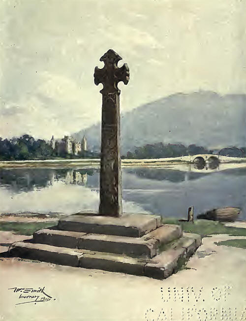 Inverary Cross and Castle