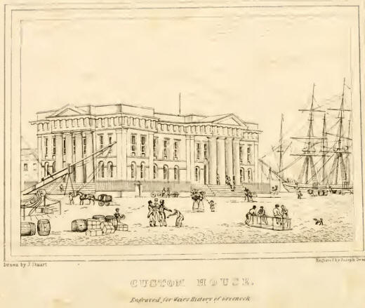 Custom House, Greenock