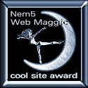 Nem5 Too Cool To Move Web Award