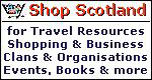 Shop Scotland for travel resources, services, shops, gifts, kilts, genealogy, and lots more