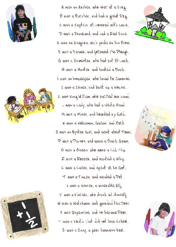 Poems My School: School Days