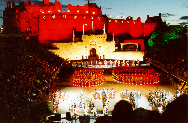 Edinburgh Tattoo 2000
