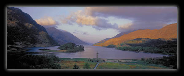 Glenfinnan Monument, Loch Shiel