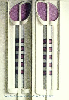 ... Decorative detail from a wardrobe door & Charlotteu0027s Busmanu0027s Holiday in Oakland California - Mackintosh