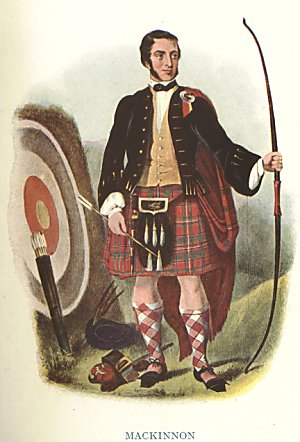 Clan MACKINNON